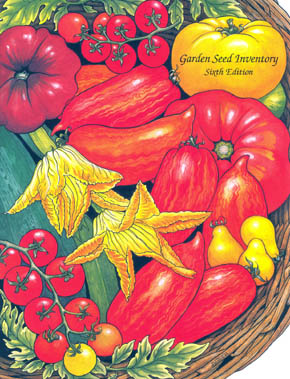 Garden Seed Inventory, Sixth Edition