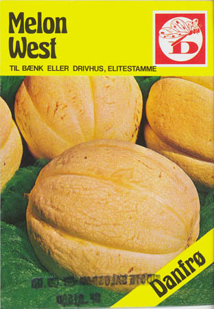 Melon, West, Cucumis melo </i>L.<i>