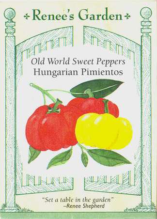 Chilipeber, Early Red F1, Capsicum annuum </i>L.<i>